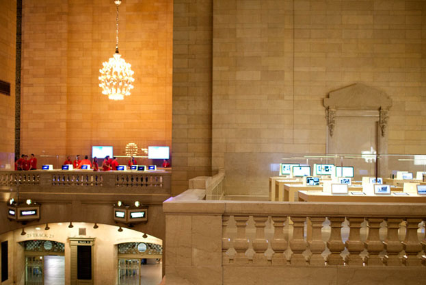 Apple store Grand Central Station