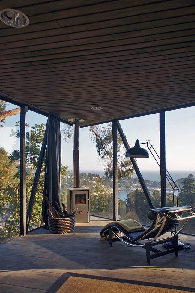 Pigeon Loft, by Schmidt Architects