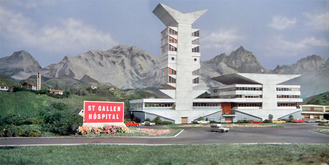 St Gallen Hospital