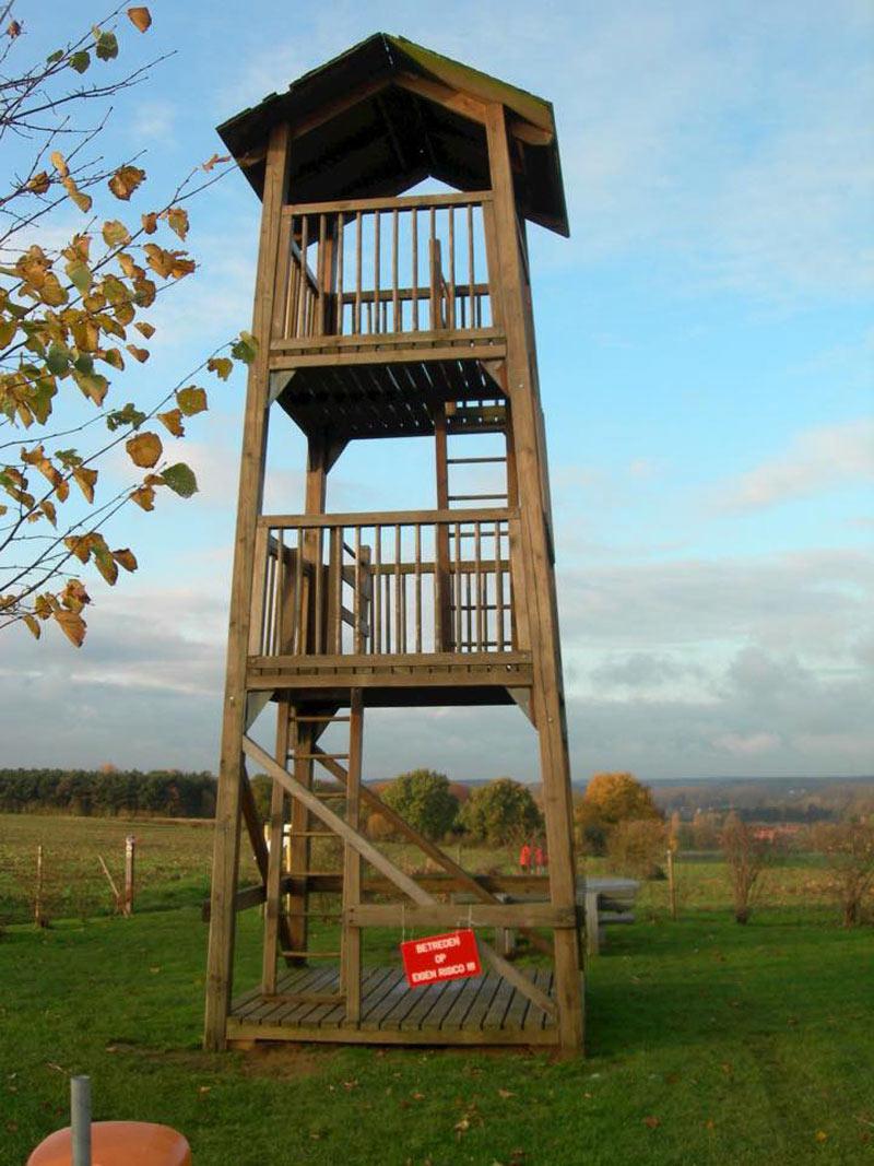 Tielt viewing tower