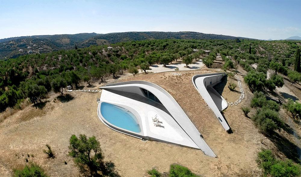 Villa Ypsilon, by LASSA