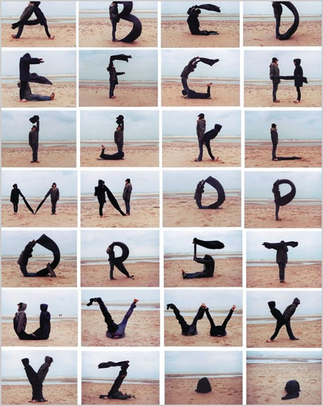 alphabet human