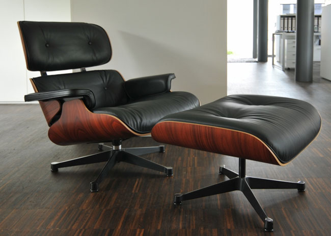 Eames lounge chair