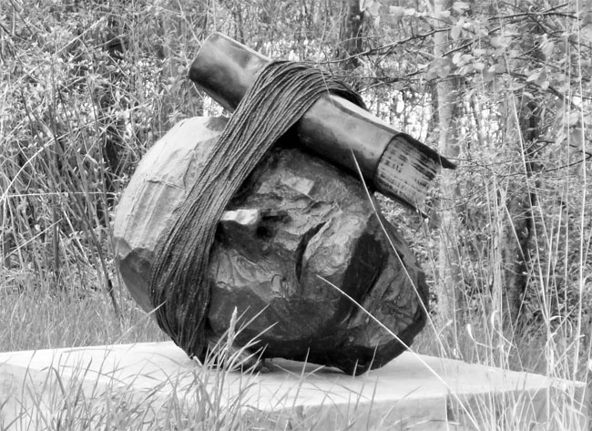 Frederick Meijer Gardens sculpture