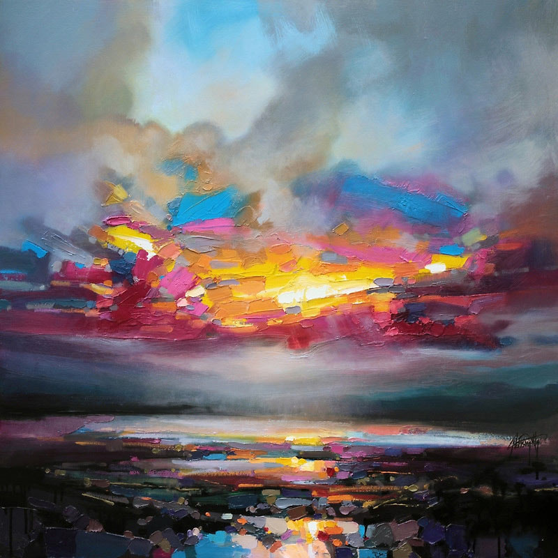 Scott Naismith, Primary Sky