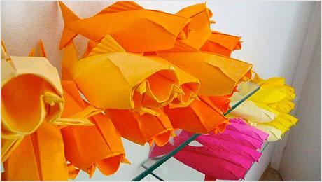 Sipho Mabona origami