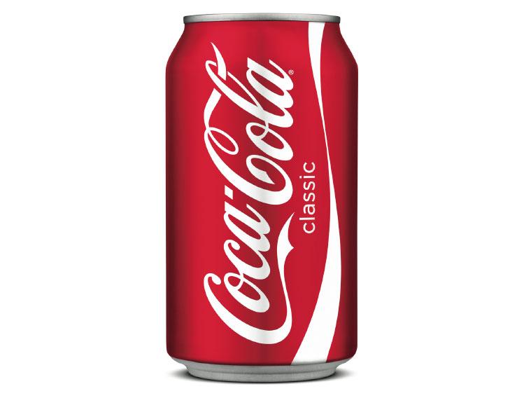 Classic Coke Can