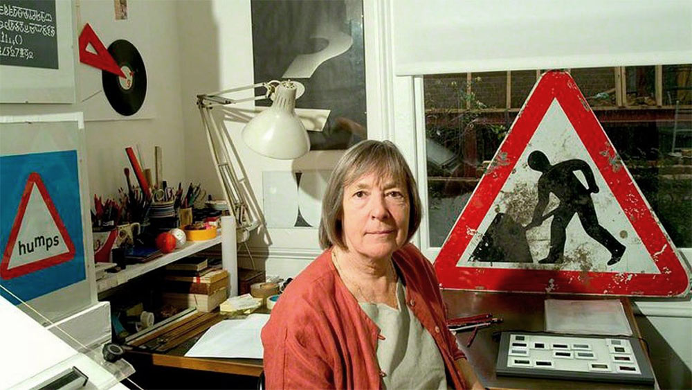 Margaret Calvert OBE