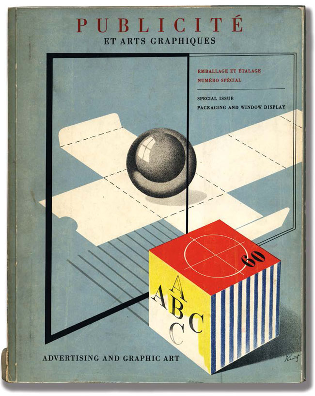 Advertising and Graphic Art cover