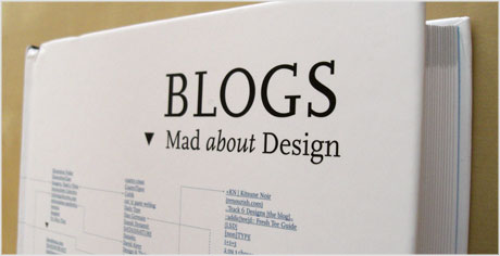 Blogs, Mad about Design