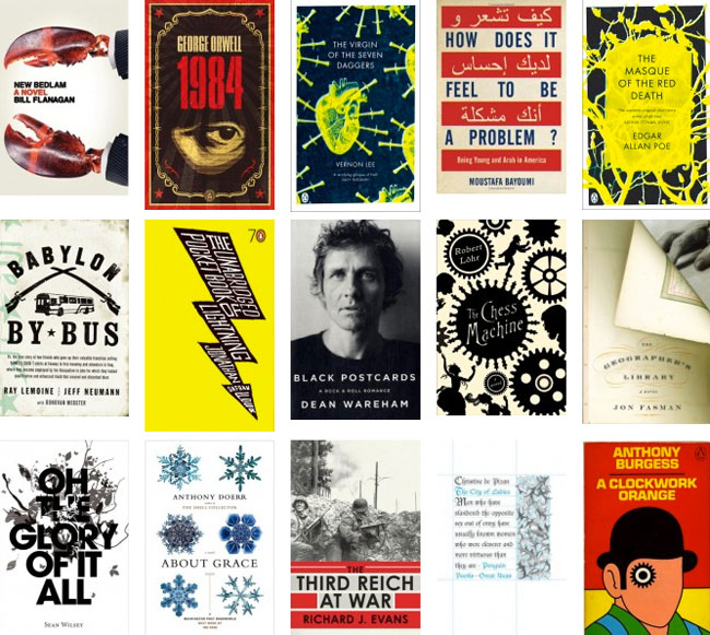 Designing book covers — David Airey