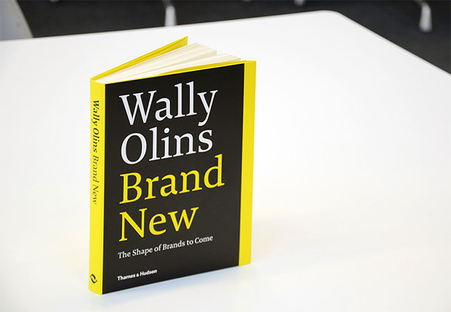 Brand New, by Wally Olins