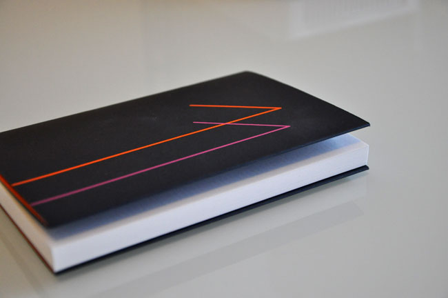 Typotheque pocket calendar and sketchbook
