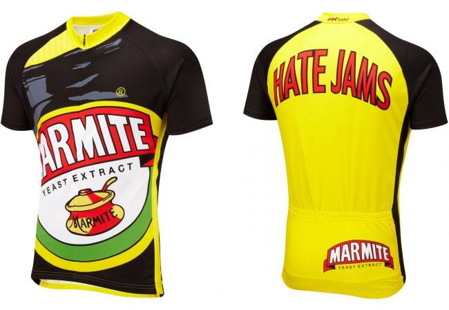 Love Marmite, Hate Jams