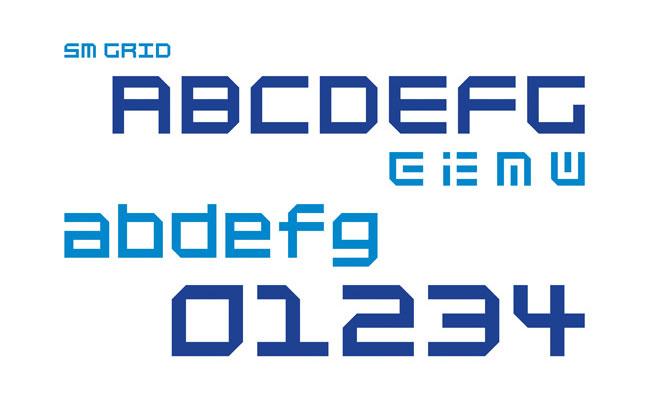 Science Museum typeface