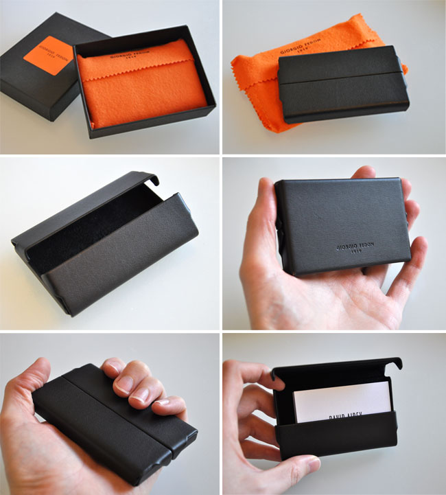Giorgio Fedon card holder
