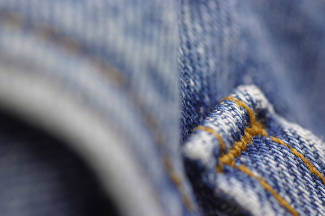 denim stitching