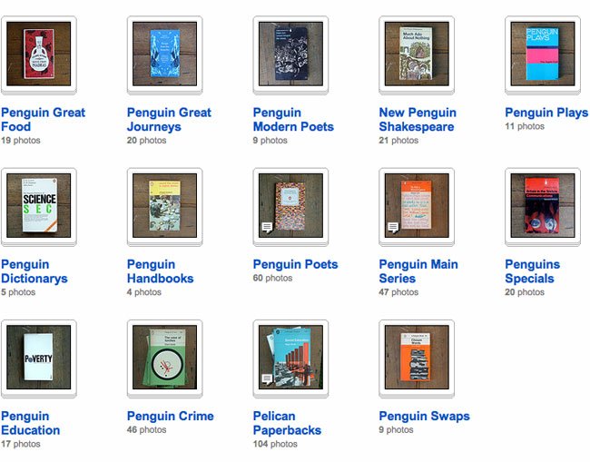 Penguin cover designs