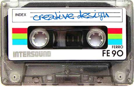 Here's some audio cassette tape nostalgia | David Airey, graphic ...