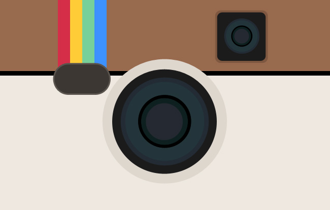 Instagram flat