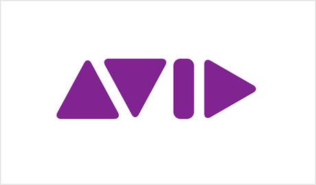 Avid logo design