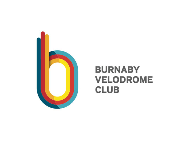 Burnaby Velodrome Club logo