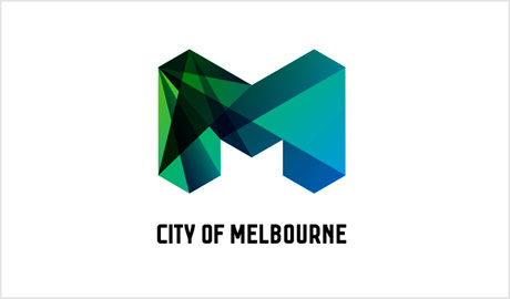 City of Melbourne logo design
