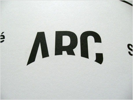 Arc logo design