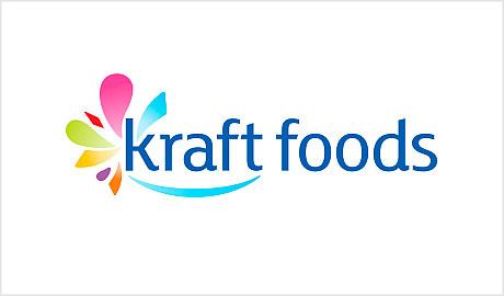 Kraft Foods logo design