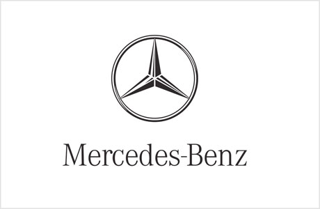 Mercedes Benz logo design