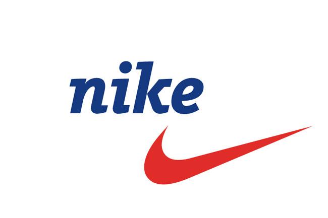 Nike logo concept