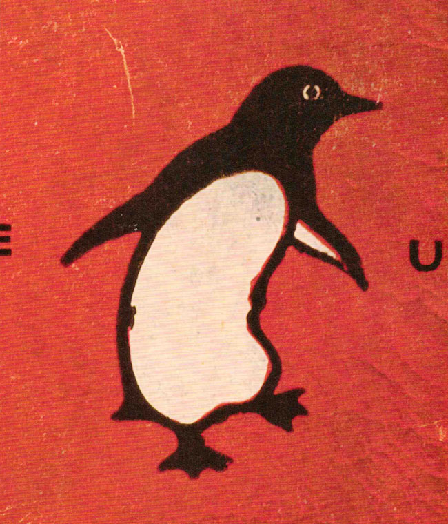 Old Penguin logo