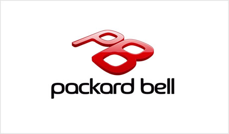 Packard Bell logo design