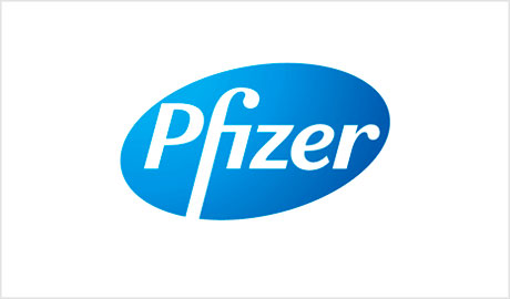 Pfizer logo design