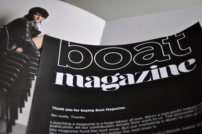 Boat Magazine