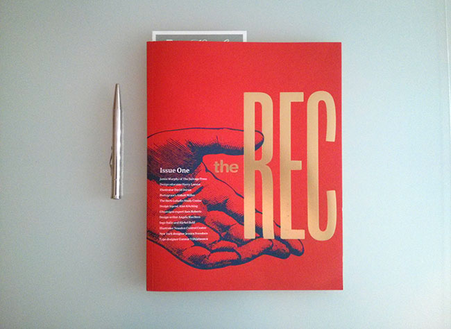 The Recorder, issue one