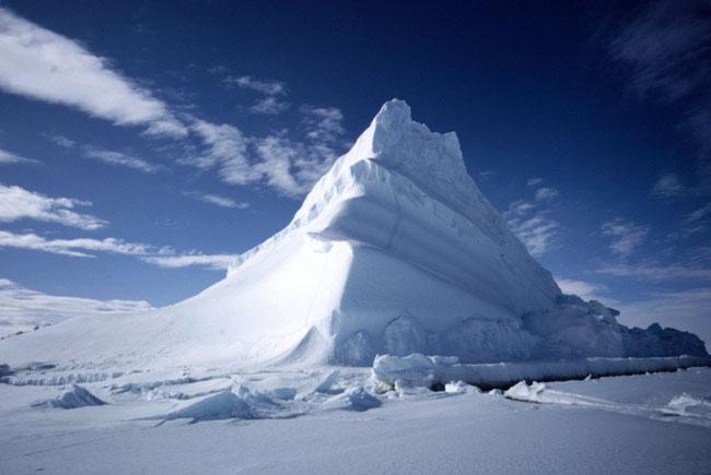 Baffin Island iceberg, Canada