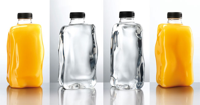 Bofrost drink packaging