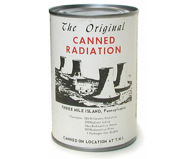 Canned radiation