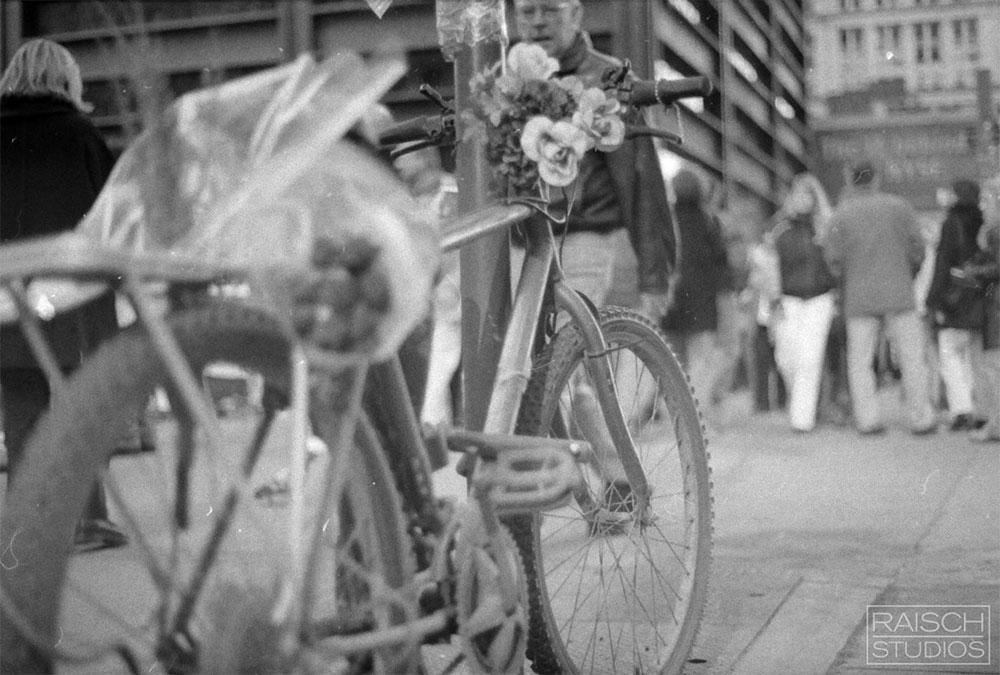 9/11 bike memorial