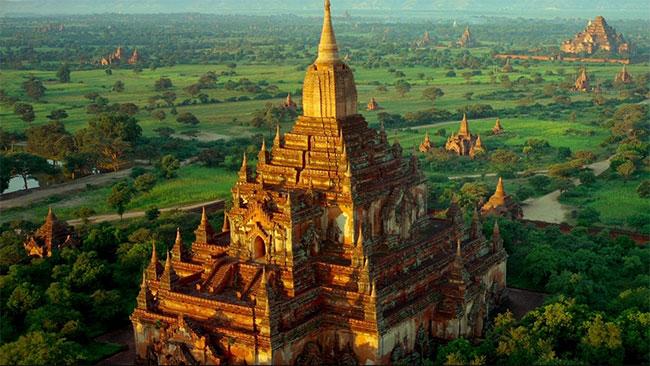 Bagan Myanmar, Samsara