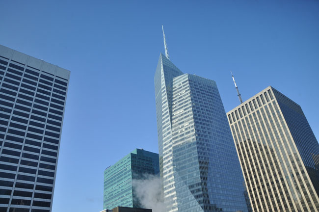 Bank Of America Tower New York
