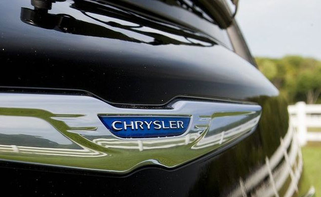 chrysler auto logo with - photo #41