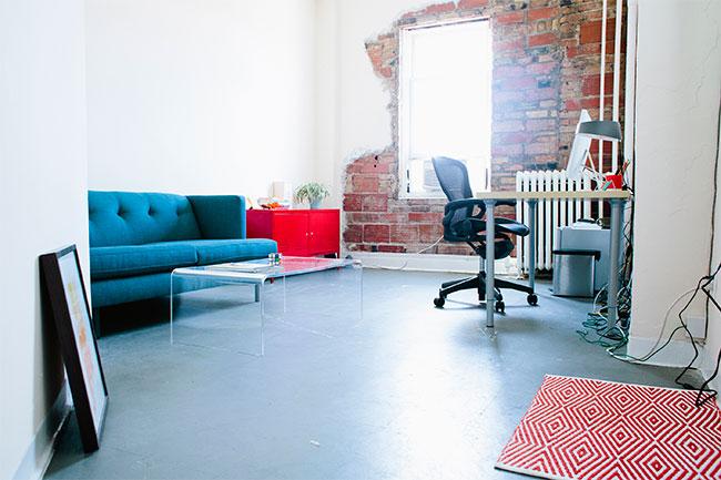 David Schwen office