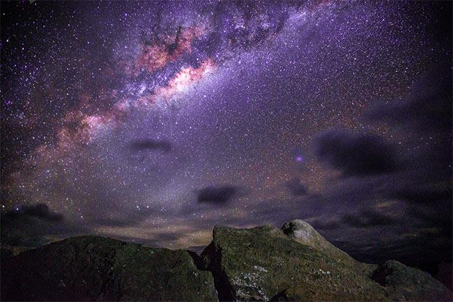 Easter Island stargazing