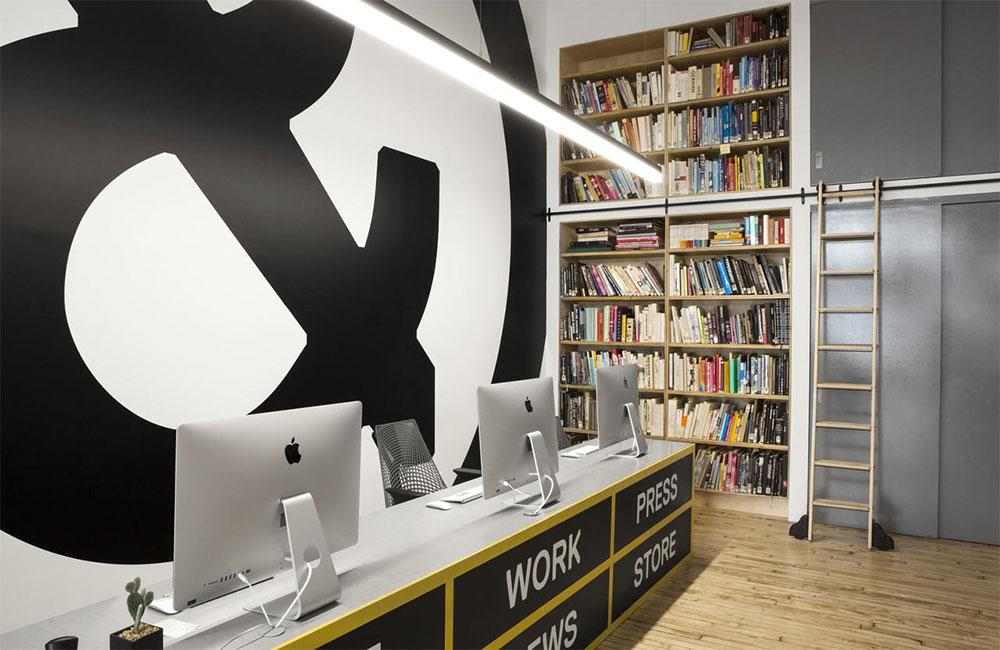 Sagmeister & Walsh studio
