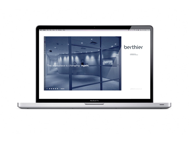Berthier website