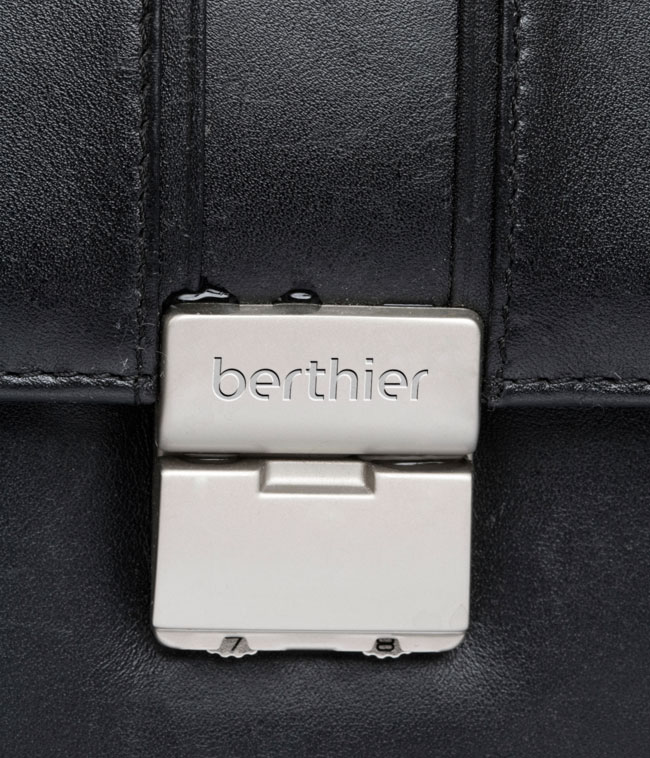 Berthier briefcase buckle