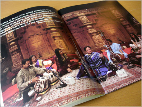 Darbar brochure design