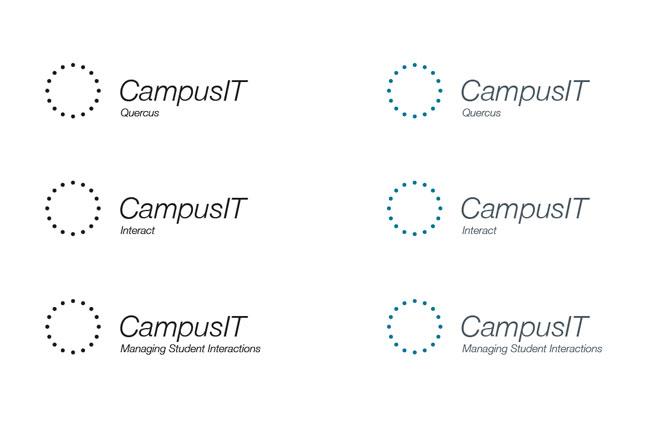 CampusIT identity design